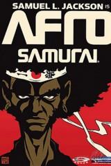 Afro samurajs plakāts