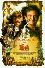 Kapteinis Āķis plakāts