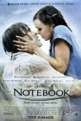 The Notebook plakāts