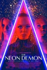 Neona dēmons plakāts