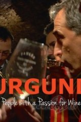 Burgundy: People with a Passion for Wine plakāts