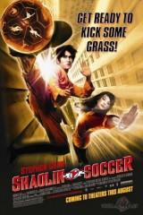 Šaolinas futbols plakāts