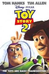 Rotaļlietu stāsts 2 plakāts