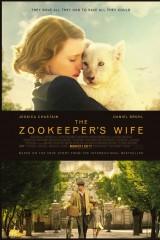 Zoodārza uzrauga sieva plakāts