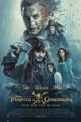 Karību jūras pirāti: Salazara atriebība plakāts