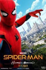 Zirnekļcilvēks: Atgriešanās mājās plakāts