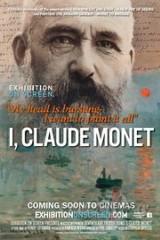 Es, Klods Monē plakāts
