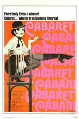Kabarē plakāts