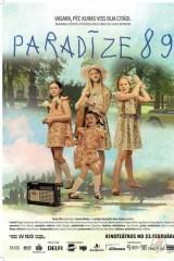 Paradīze 89 plakāts