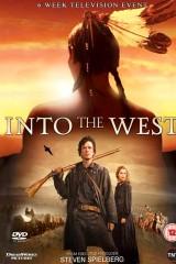 Uz rietumiem plakāts