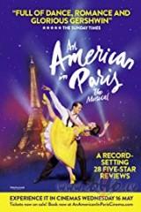 An American in Paris plakāts