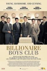 Miljardieru klubs plakāts