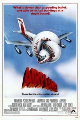 Lidmašīna plakāts