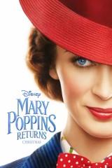 Mērija Popinsa atgriežas plakāts