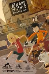 Jēkabs, Mimmi un runājošie suņi plakāts