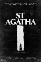 Svētā Agata plakāts