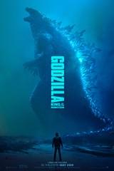 Godzilla: Briesmoņu karalis plakāts