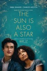 Saule arī ir zvaigzne plakāts