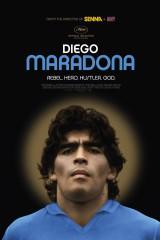 Djego Maradona plakāts