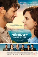 Gērnsijas Literatūras un tupeņmizu pīrāga biedrība plakāts