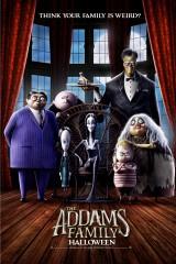 Adamsu ģimene plakāts