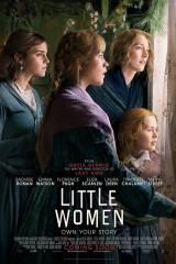 Mazās sievietes plakāts