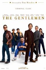 Džentlmeņi plakāts