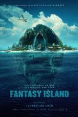 Fantāziju sala plakāts