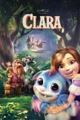 Klāra un burvju pūķis plakāts