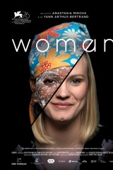 Sieviete plakāts