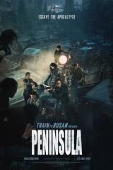 Vilciens uz Pusanu: Pussala plakāts