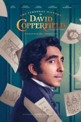 Deivida Koperfīlda dzīvesstāsts plakāts