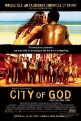 Dieva pilsēta plakāts