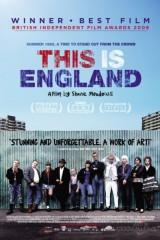 Šī ir Anglija plakāts