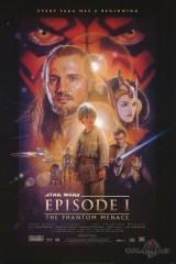 Zvaigžņu kari: I daļa - Ļaunumu vēstošā vīzija plakāts