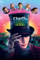 Čārlijs un šokolādes fabrika plakāts