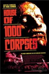 1000 miroņu nams plakāts