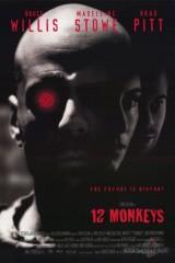 12 pērtiķi plakāts