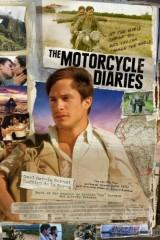 Motociklista dienasgrāmatas plakāts