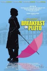 Brokastis uz Plutonija plakāts