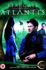 Zvaigžņu Vārti: Atlantīda plakāts