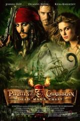 Karību jūras pirāti: Miroņa lāde plakāts