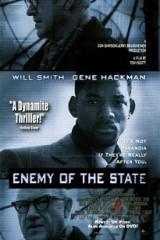 Valsts ienaidnieks plakāts