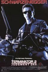 Terminators 2: Sprieduma diena plakāts