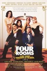 Četras istabas plakāts