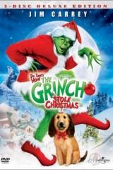 Kā Grinčs nozaga Ziemassvētkus plakāts