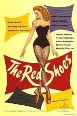 Sarkanās kurpītes plakāts