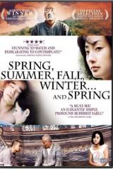 Pavasaris, vasara, rudens, ziema... un atkal pavasaris plakāts