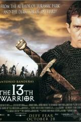 Trīspadsmitais kareivis plakāts