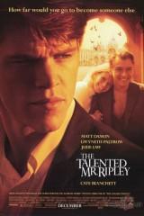 Talantīgais misters Riplijs plakāts